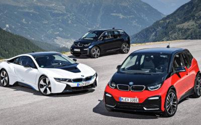 Los cinco autos eléctricos más vendidos en Chile