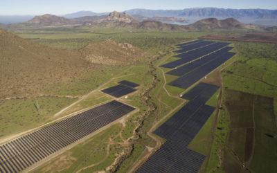 Dos parques solares chilenos pretenden ser los más australes del mundo