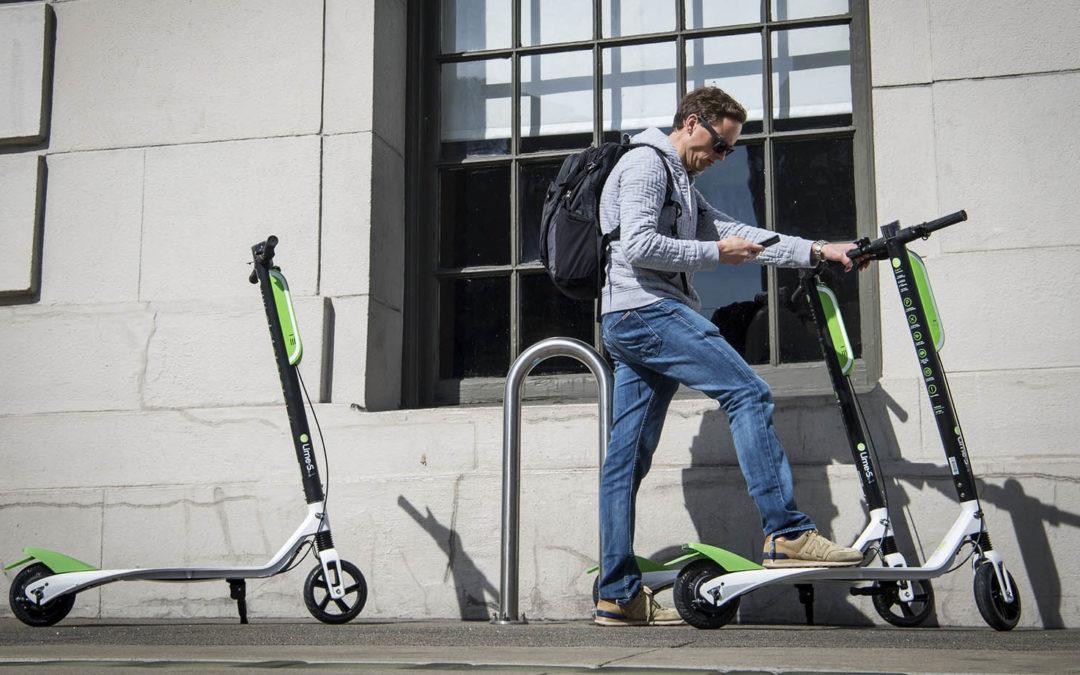 Los scooters electricos de Lime llegan a Chile para funcionar en Las Condes y La Reina